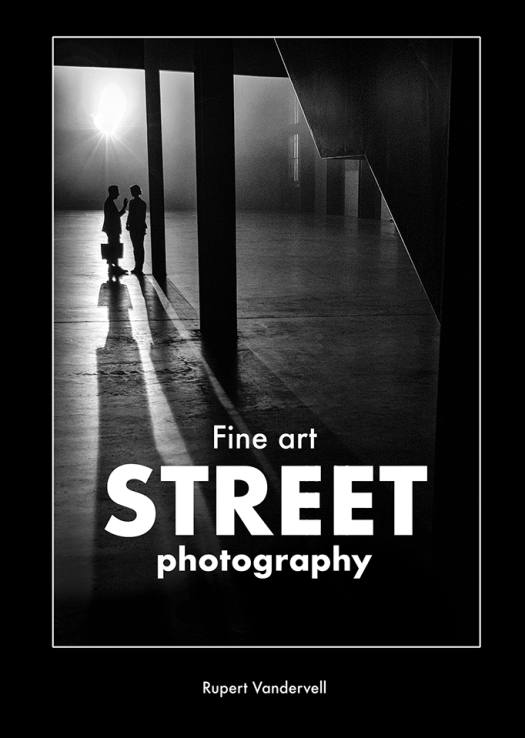 Fine Art Street Photography cover